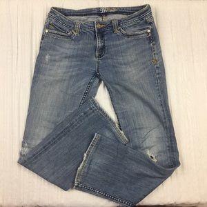 Miss Me JP48968 Boot Cut Jeans Size 30